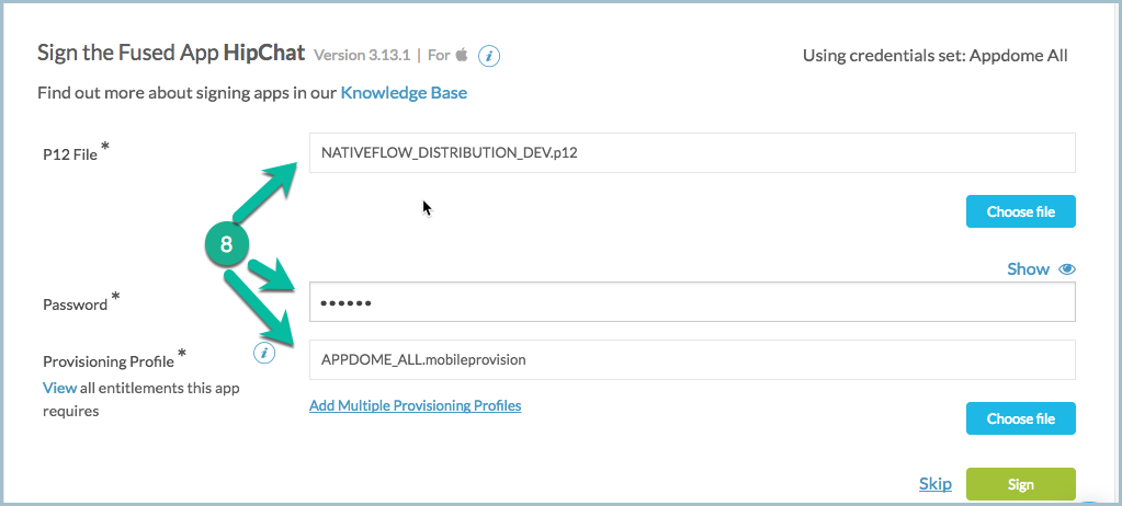 Verifying That Certificate Is Trusted By MobileIron Sentry